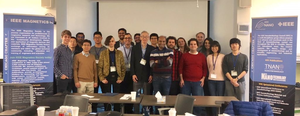 group photo of 2019 meeting